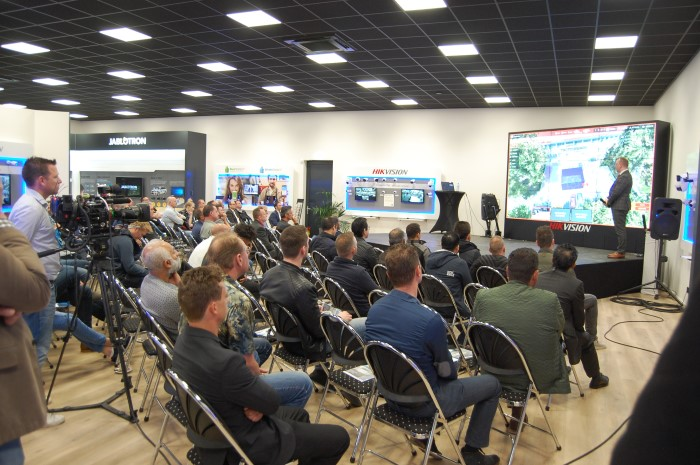 PG Security Systems opent nieuwe state-of-the-art showroom in Ridderkerk