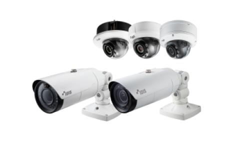 IDIS presenteert nieuwe serie krachtige Edge VA camera's
